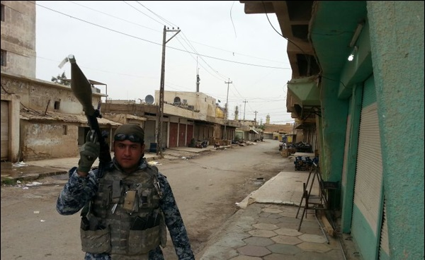 جزئیات حمله نیروهای داعش به سامرا