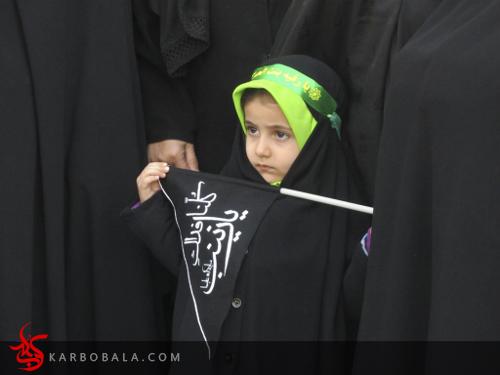 گزارش تصویری همایش سه ساله های حسینی / اختصاصی کربوبلا