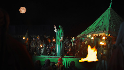 اصل خطبههایی که امام حسین (ع) در فیلم رستاخیز خواندند به روایت تاریخ چه بود؟