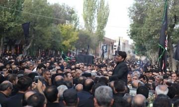 حرکت دستهجات عزادار اربعین در تهران ممنوع شد