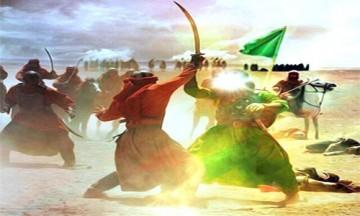 غارت اموال امام حسین (ع) و شهدای دشت کربلا