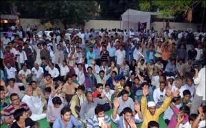 شیعان هندی داوطلب جنگ علیه داعش