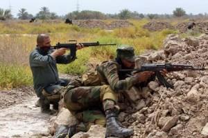ارتش عراق سد مقدادیه را از داعش پس گرفت