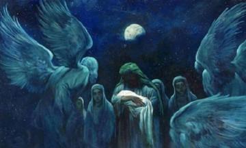 ماجرای بخشودگی مَلَک الهی به واسطه امام حسین (ع)