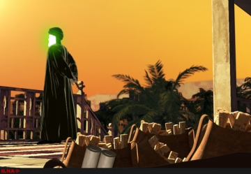رونمایی از تیزر انیمیشن «ناسور» با موضوع عاشورا