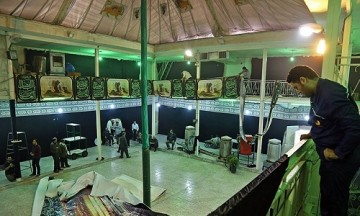 «نفرآباد»؛ قدیمیترین تکیه تهران که ثبت ملی نشده است