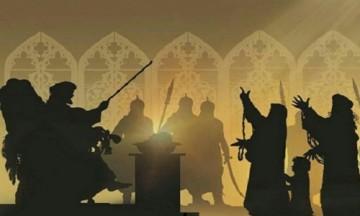 سفیر روم و اعتراض به یزید درباره قتل امام حسین (ع)