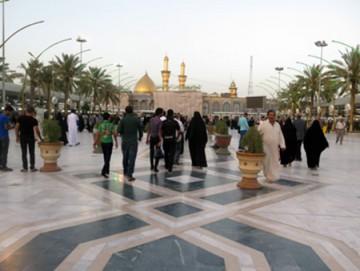 موافقت عراق با تشرف محدود زائران خارجی