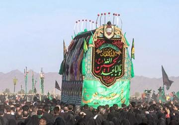 چهار آئین عزاداری ماه محرم شهرستان «داورزن» ثبت ملی شد
