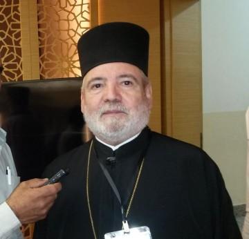 علاقه اسقف مسیحیان به امام حسین (ع)