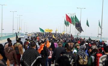 وضعیت نامعلوم 20 زائر ایرانی شرکت کننده در مراسم اربعین حسینی