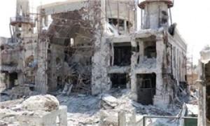 حرم حضرت سکینه در حمله تروریستهای سوریه تخریب شد