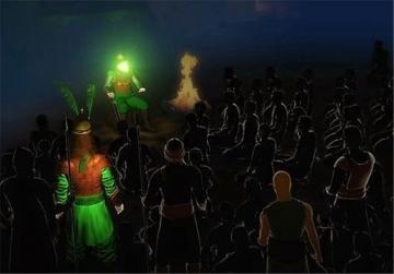 نمایش انیمیشن ناسور در جشنواره «چهل چراغ»