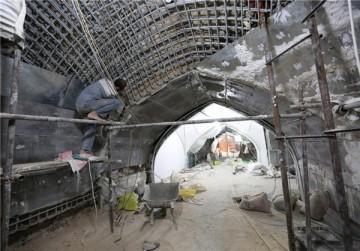 مقاوم سازی 50 درصد از بنای تاریخی حرم مطهر سیدالشهدا (ع)