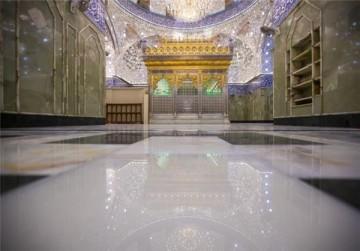 دربهای حرم حضرت عباس (ع) به روی زائران باز شد