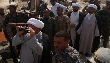 حرم امام حسین (ع) به یاری اهل سنت عراق میشتابد