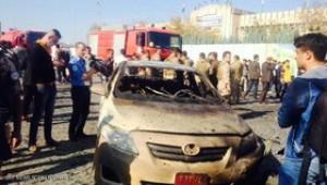داعش مسئولیت حمله تروریستی اربیل را بر عهده گرفت