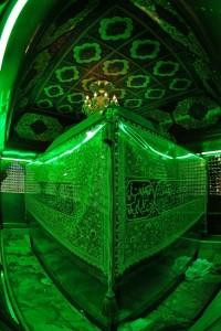 شعر سنگ قبر حضرت عباس (ع)