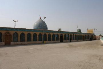 زیارتگاههای شهر کربلا؛ مرقد عون بن علی