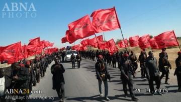 پیاده روی اربعین حسینی در مناطق مختلف کشور نیجریه/ گزارش تصویری