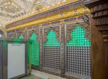 طرح توسعه مقام امام عصر(عج) در کربلای معلی/ گزارش تصویری