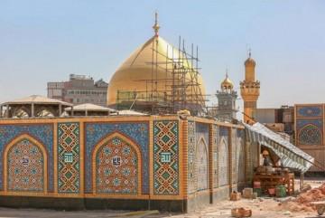 کمک 813 میلیونی مردم خراسان به بازسازی عتبات عالیات