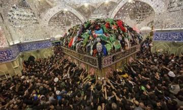 مشارکت گسترده زائران در طرح زیارت از راه دور حضرت عباس (ع)