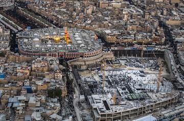 صحن حضرت زینب (س) سال 1403 به بهرهبرداری میرسد