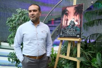 مراسم افتتاح انیمیشن عاشورایی «ناسور» در ایوان شمس برگزار شد