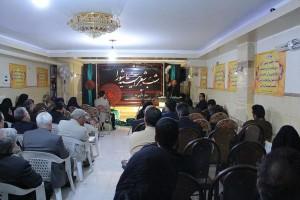 شب شعر آیینه عاشورا با حضور شاعران و هنرمندان برگزار شد