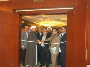 نمایشگاه عکس عاشورا «دروازههای عشق» در پایتخت لبنان گشایش یافت
