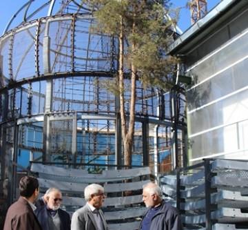 ساخت حرم مطهر سیدالشهدا (ع) در کرمان