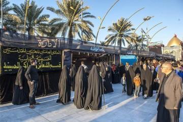 ثبت بیش از 29 هزار موکب حسینی برای پیادهروی اربعین