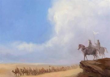 «رضیع الحسین» سفیری که تا لحظه آخر وفادار ماند