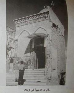 قدیمیترین سند تصویری از تل زینبیه