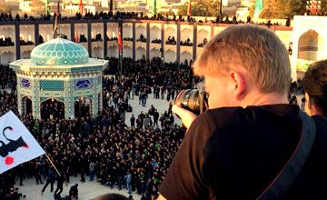 1200 گردشگر خارجی از 20 کشور در آیینهای محرم یزد