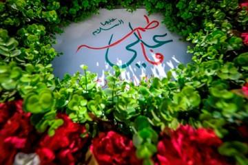 گل آرایی حرم امیرمؤمنان (ع) در سالروز ازدواج / گزارش تصویری