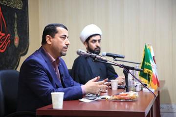 حضور جمعی از فعالان و موکبداران عراقی در ایران