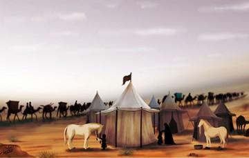 خوابی که حسین بن علی (ع) را به گریه انداخت