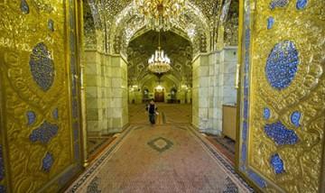 بازگشایی حرم مطهر حضرت رقیه (س)/ گزارش تصویری