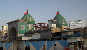 پروژه مسقف سازی خیمه گاه حسینی