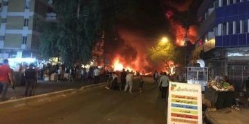 160 کشته و زخمی در شب خونین بغداد/داعش مسئول حملات