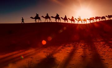 منازل مسیر حرکت امام حسین (ع) از مکه تا کربلا