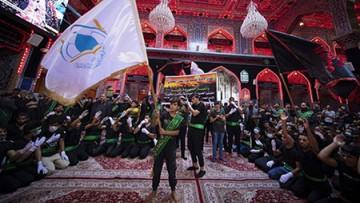 عاشقانی از دیار سلمان/ گزارش تصویری