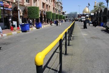 طرح جداسازی خیابانهای مجاور بینالحرمین