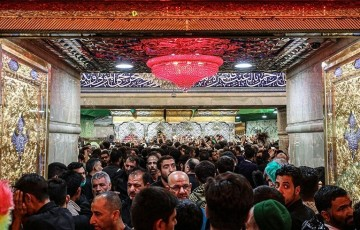 با لغو ممنوعیت؛ حرم امام حسین (ع) پذیرای زائران مشتاق شد