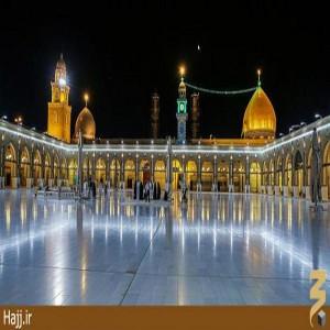 تصاویر جدید از مسجد کوفه