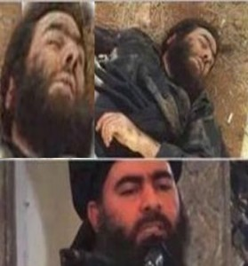 عراق مرگ احتمالی ابوبکر بغدادی را بررسی میکند