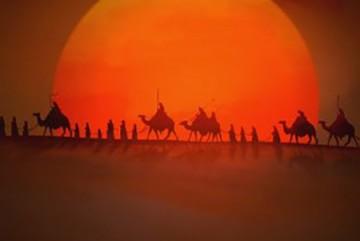 کربلا؛ اولین مقصد کاروان آزادگان حسینی