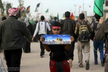 یادمان «عشق و ایمان» ویژه پیاده روی اربعین برگزار میشود
